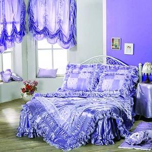 浅蓝色花纹欧式背景