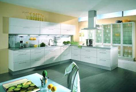 别墅厨房装修的几点注意事项