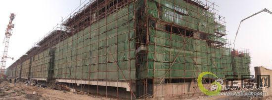 柏嘉半岛二期别墅区:锦峰珑湾工程进度|汕头房产|汕头