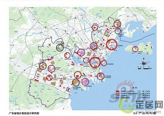 《汕头市城市发展战略规划》广东省城乡规划设计研究院方案