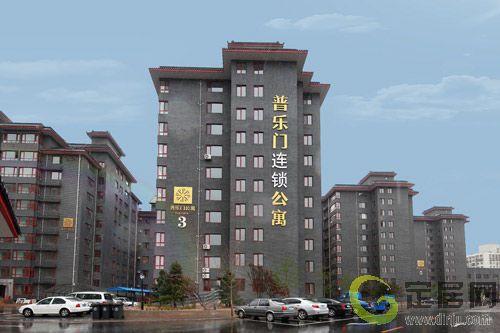 民宅公寓设计图