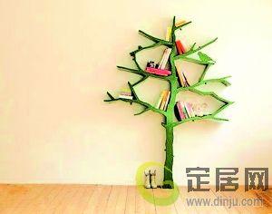 装修 创意/创意树形书架